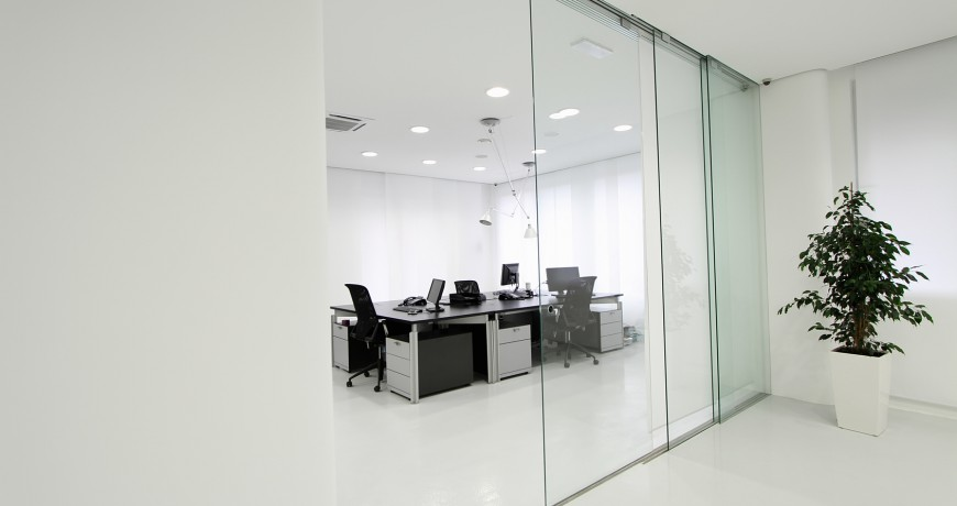 Beau Office Glass