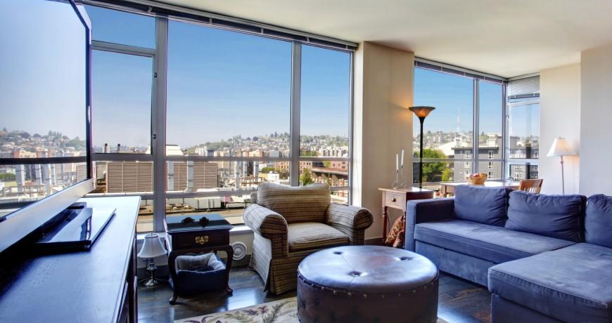 Apartment Glass