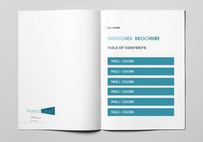 Swatches Brochure